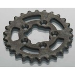 COROA 26T SPROCKET PLATE MOTO DURATRAX DX450 E ANDERSON M5 CROSS DTX C4459 AND M59319