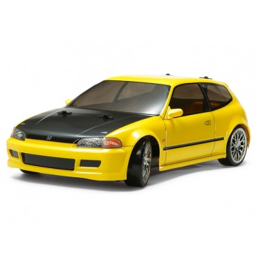 KIT PARA MONTAR DRIFT SPEC AUTOMODELO TAMIYA TT02D HONDA CIVIC HATCH SIR EG6 1/10 4WD TT02 58637
