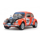 KIT PARA MONTAR AUTOMODELO TAMIYA MF-01 X VOLKSWAGEN BEETLE RALLY CAR 1/10 4WD 58650