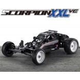 AUTOMODELO ELÉTRICO SCORPION XXL VE ESCALA 1/7 RÁDIO DIGITAL 2,4GHZ KYOSHO KYO 30973T2B