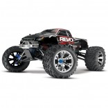 AUTOMODELO TRAXXAS REVO 3.3 NITRO POWERED ESCALA 1/10 4X4 RADIO 2.4GHZ TQI BLUETOOTH RÉ MODELO 2017 TRA 53097-3
