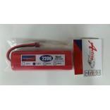 BATERIA NICD 7.2V 2200 MAH COM PLUG DEAN AUTO 1/10 PR2200