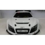 AUTOMODELO KYOSHO INFERNO GT2 RACE SPEC. AUDI R8 NITRO 1/8 4WD MOTOR KE25 RÁDIO 2.4GHZ KYO 31835B B