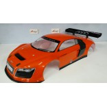BOLHA ORIGINAL PARA INFERNO GT2 RACE SPEC NITRO AUDI R8 LMS PINTADA KYOSHO IGB155B KYO IGB105B L