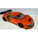 AUTOMODELO KYOSHO INFERNO GT2 RACE SPEC. AUDI R8 NITRO 1/8 4WD MOTOR KE25 RÁDIO 2.4GHZ KYO 31835B L
