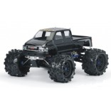 BOLHA GMC TRANSPARENTE PARA OFF ROAD MONSTERS 1/8 SAVAGE / REVO / TMAXX / MAD FORCE LYNX LHP 0850