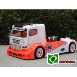 BOLHA CAMINHÃO TRUCK TRANSPARENTE ESCALA 1/10 200mm LYNX LHP0552