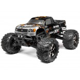 AUTOMODELO HPI 1/8 SAVAGE X 4.6 BIG NITRO RTR MONSTER TRUCK NOVO DESIGN RADIO 2.4GHZ 4X4 HPI109083