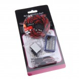 KIT LED PARA AUTOMODELO COM 12 LED MODELO FLASHING (STROBO ) COM REGULAGEM GOOLRC RM798