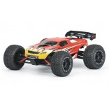 BOLHA TRANSPARENTE S10 SLIPSTREAM PARA AUTOMODELO 1/16 E-REVO REVINHO E DEMAIS ST OFF ROAD LYNX LHP0848