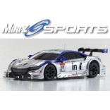 AUTOMODELO KYOSHO MINI-Z MR 03 SPORTS WEIDER NSX CONCEPT-GT 2014 ESCALA 1/27 RÁDIO 2.4GHZ KYO 32225WD-B