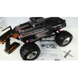 AUTOMODELO ELÉTRICO KYOSHO MAD FORCE VE 1/8 4X4 RÁDIO 2.4Ghz FS GT2 MONSTER TRUCK SEMINOVO