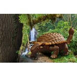 KIT PARA MONTAR MODEL SET ANKYLOSAURUS 1/13 REVELL REV 06477