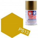 TINTA SPRAY RC PARA BOLHAS OURO LATA 100ML TAMIYA PS-13