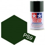 TINTA SPRAY RC PARA BOLHAS VERDE LATA 100ML TAMIYA PS-9