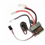 ESC ESCOVADO 320A BRUSHED SPEED CONTROLER 7.4V LATINHA T658