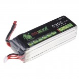 BATERIA DE LIPO POWER 4S 14.8V 5200MAH 30C/40C BP4S5200