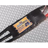 SPEED CONTROL ESC 25 A 30A BEC 3A HK SERIE SS BRUSHLESS HK30A