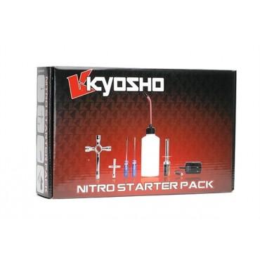 KIT STARTER COMPLETO BIVOLT KYOSHO AQUECEDOR DE VELA + ACESSÓRIOS KYO 73204