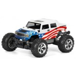 BOLHA HUMMER H2 TRANSPARENTE PARA OFF ROAD MONSTERS LYNX LHP0823