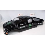 LHP0822PM BOLHA F 650 HD 1/8 PINTADA PRETA MONSTER PARA OFF ROAD MONSTERS REVO,STAMPEDE,SAVAGE,MAD FORCE LYNX