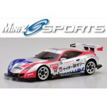 AUTOMODELO KYOSHO MINI-Z MR 03 SPORTS WEIDER HSV-010 2010  ESCALA 1/27 RÁDIO 2.4GHZ KYO 32203WD-B