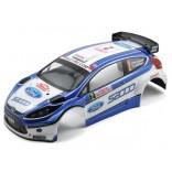 BOLHA 1/9 FORD FIESTA HATCH WRC 2010 - 255mm PARA DRX KYOSHO LHP0910 LYNX