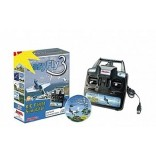 JAM065150 - SIMULADOR DE VÔO EASYFLY 3 STARTER SET COM GAME COMMANDER VIA USB COM SOFTWARE - JAMARA