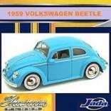 JAD92374 - 1959 VolksWagen Fusca - JADA- DISPONIVEL NA COR AZUL CALCINHA.