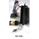 KIT / COMBO BRUSHLESS CAR 1/10 (MOTOR SPEED CAIXA DE BATERIA) JAMARA KIT4103
