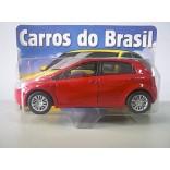 MINIATURAS CARROS DO BRASIL FIAT PUNTO