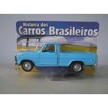 MINIATURAS CARROS NACIONAIS BRASILEIROS FORD F-100