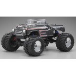 AUTOMODELO ELETRICO KYOSHO MAD FORCE VE 1/8 4X4 2.4Ghz MONSTER TRUCK KYOSHO KYO 30885 BX