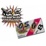 VELA OS NR 08 MEDIUM ORIGINAL PARA TODOS MOTORES 12 À 32 GLOW OS8
